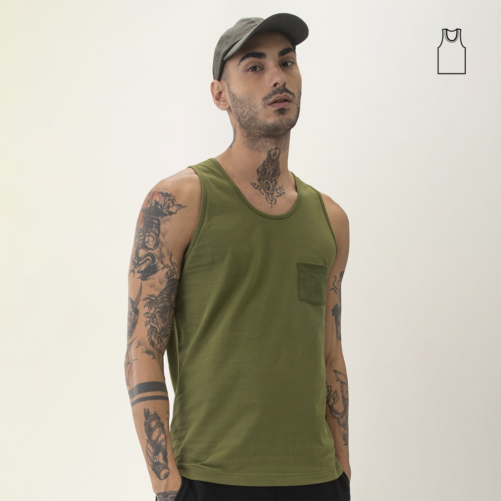 NEO-COOL Cotton Tank Tops